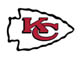 Kansas City Chiefs use Black Iron Strength®