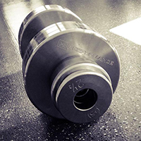Hi Performance Center uses Black Iron Strength® Adjustable Dumbbells.
