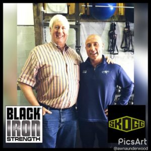 Michael Skogg and Tom Grace discuss the advantages of Black Iron Strength® Kettlebells.