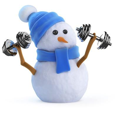 Learn how to beat the Winter Blues with exercise.